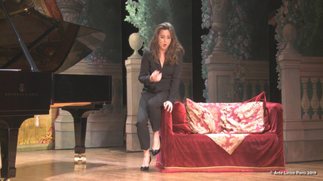 Ania Wozniak, mezzo-soprano
