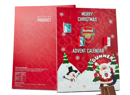 Why are branded advent calendars an effective marketing tool?