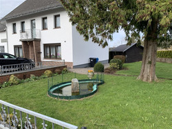 Garten Wohnhaus 2