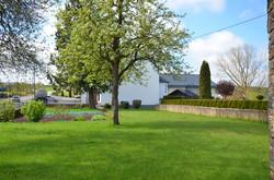 Wohnhaus Garten 4