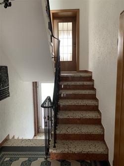 Treppe Zwischengeschoss