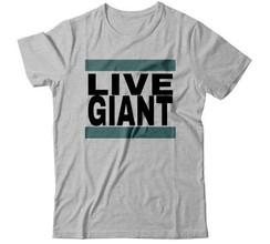 Live Giant Tee - Grey