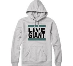 Live Giant Hoodie - Grey