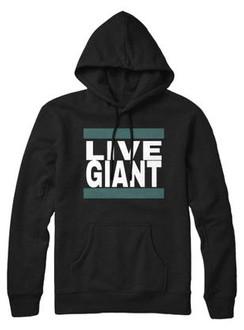 Live Giant Hoodie - Black