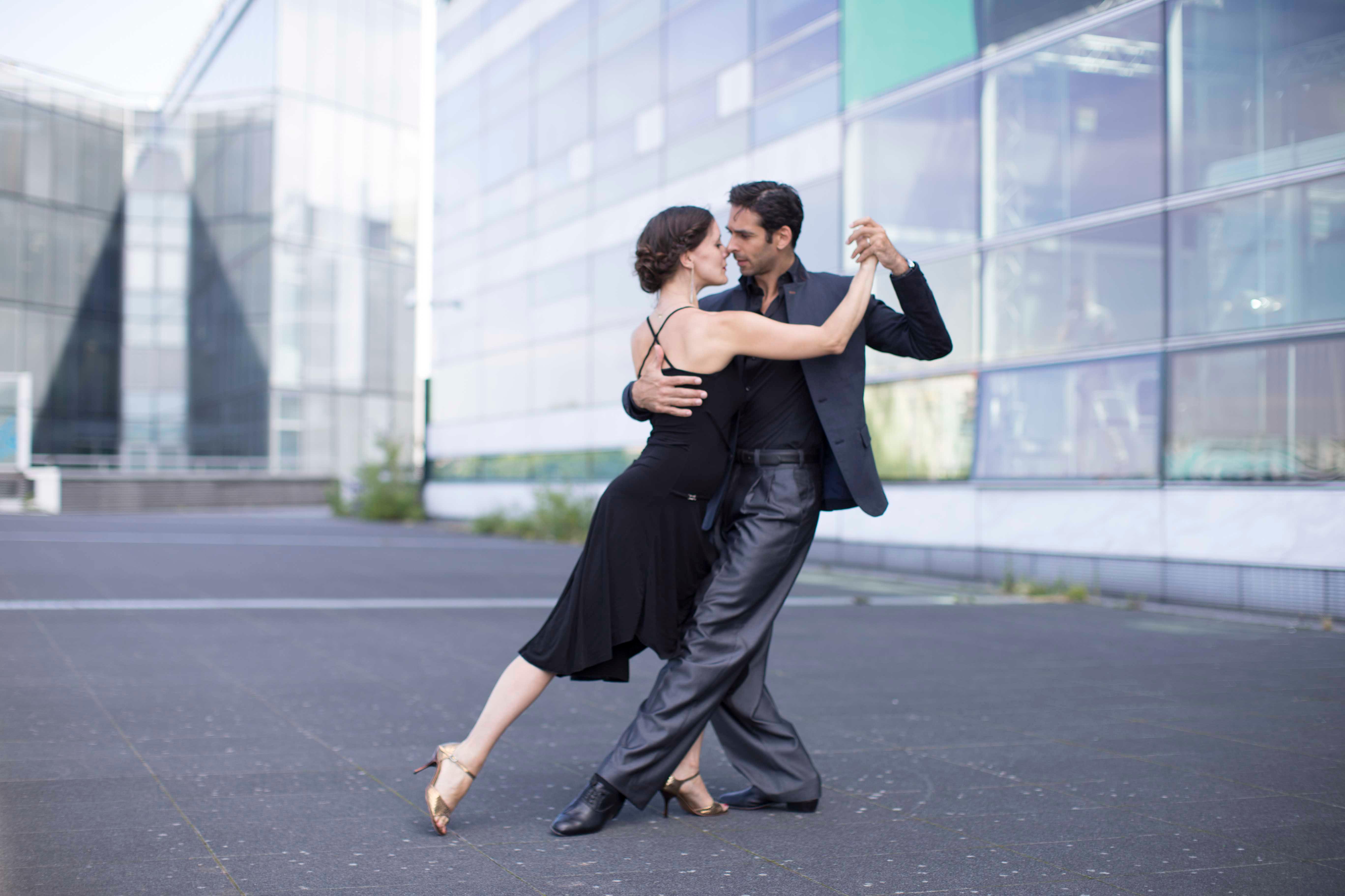 Cours de Tango en Groupe