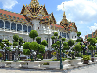 Beautiful Architecture in Bangkok