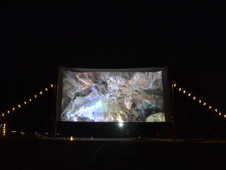 A Beach Cinema for Earth Hour 2017
