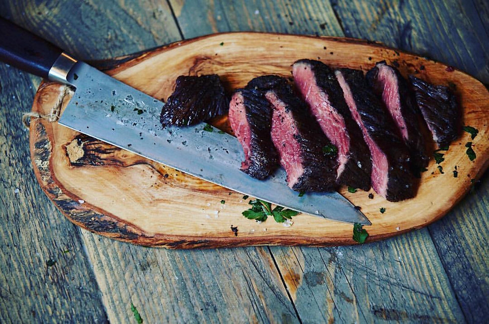 South American Cut of Meat Beef Picanha