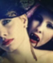 Selina und Alexandra 2015