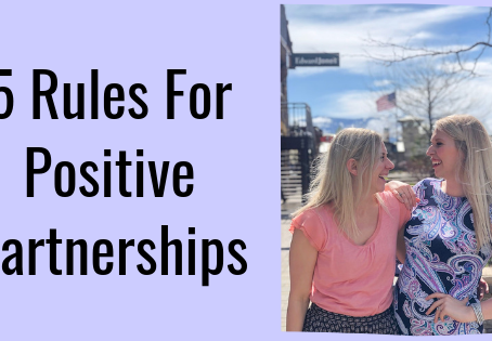5 Rules For Positive Partnerships