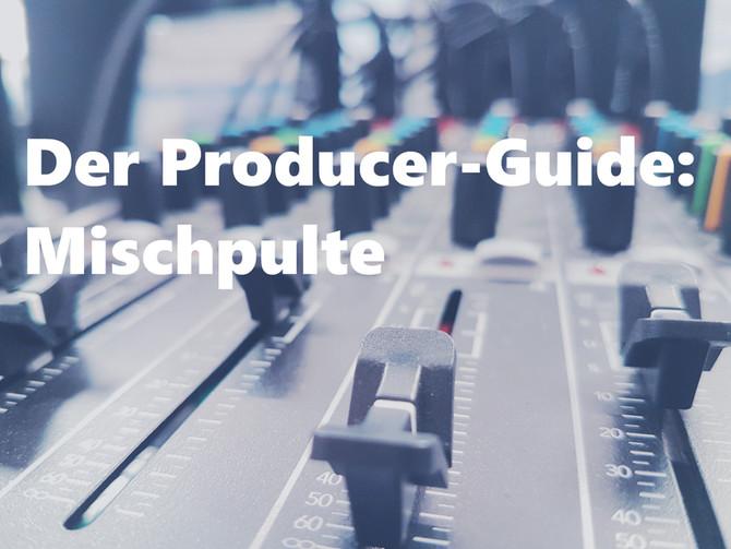 Der Producer-Guide - Warum Mischpulte nicht ins Studio gehören!