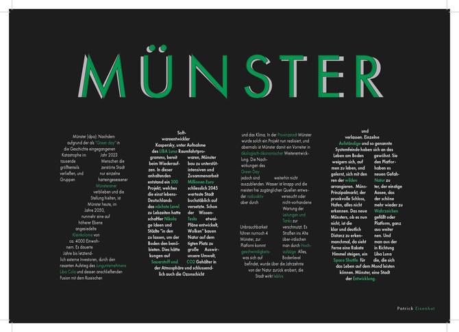 Der Praktikanten-Blog: wie man sich erfolgreich für ein Design-Studium bewirbt (Münster School of De