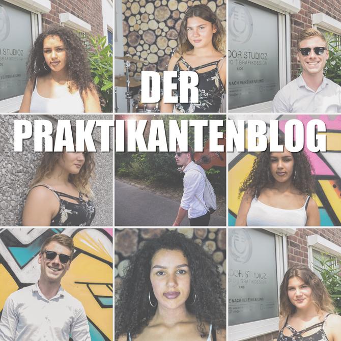 Der Praktikantenblog: Vorstellungsrunde