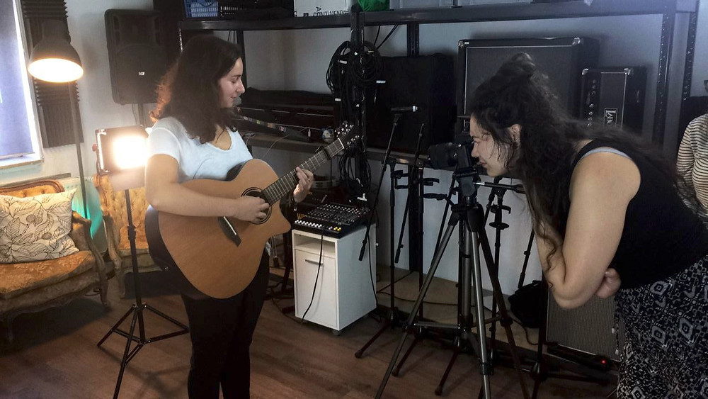 Dalia Videoshoot