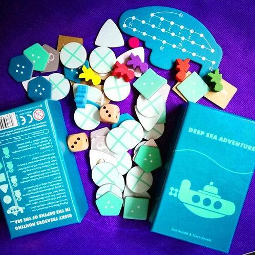 Deepsea Adventures Card Game