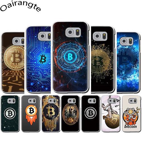 Bitcoin Phone Case for Samsung Galaxy Phones