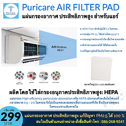 Puricare HEPA AIR FILTER PAD.png