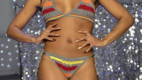 "Crochet ""Heather"" Colors 2pc"