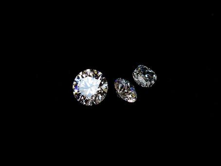 Chemistry of Diamonds