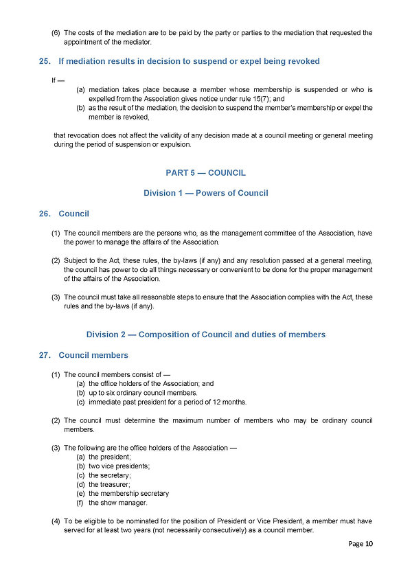 RSWA Constitution-Ratified at AGM_Page_1