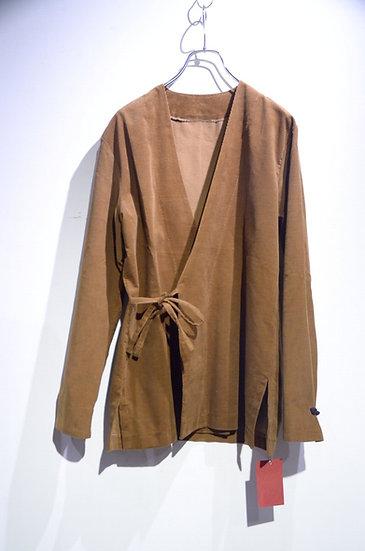 Sartori A brothers story Corduroy BRW Kimo Shirt Handmade in Italy サルトーリ キモノシャツ