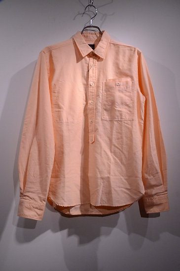 Albam Clothing Carpenter Oxford Shirts Made in Portugal OR アルバムクロッシング シャツ