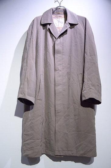 63s Vtg British Army Wool Gabardine Raincoat Size 7 イギリス軍 ギャバジン ステンカラー レインコート