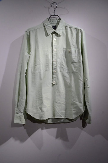 Albam Clothing Carpenter Oxford Shirts Made in Portugal GR アルバムクロッシング