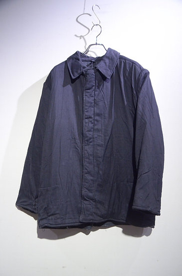 DEADSTOCK 70-80s USSR ARMY QUILTING LINING COVERALL JACKET ソ連軍 ロシア軍 キルティング ジャケット
