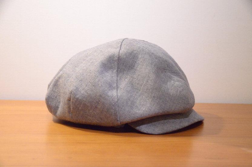 Karen Henriksen 'PB' beret Cap Handmade in England カレンヘンリクセン ベレー帽 リネン