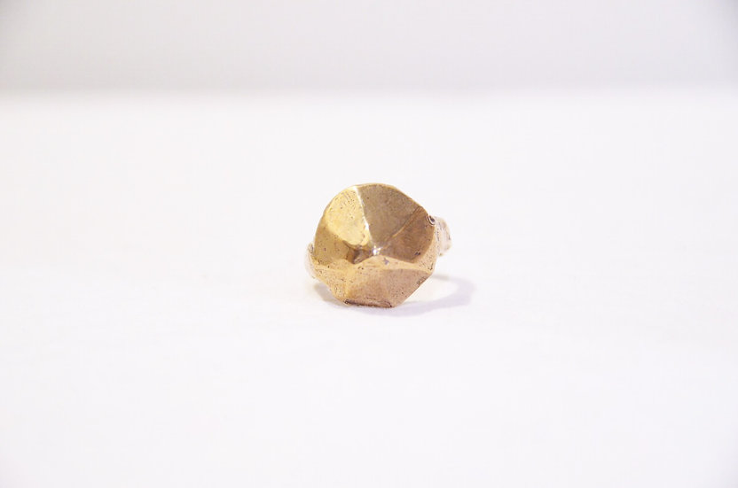 L A S Jewelry Geology Ring Made in Los Angeles ラスジュエリー ジオロジー ストーンリング