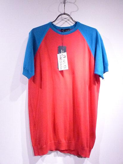 John Smedley Sea island Cotton E2000 Raglan  ジョンスメドレー シーアイランドコットン Tシャツ