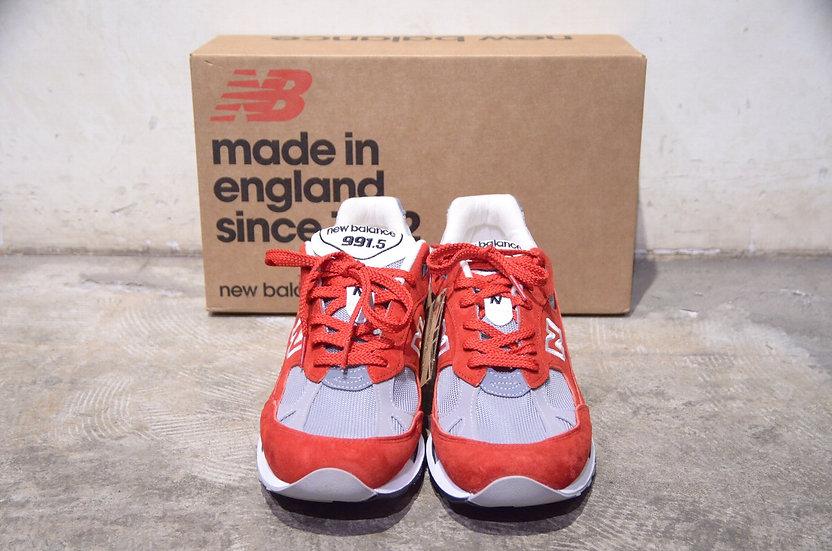 New Balance M991.5AA RED & Gray Made in ENGLAND ニューバランス パープル グレー イギリス製