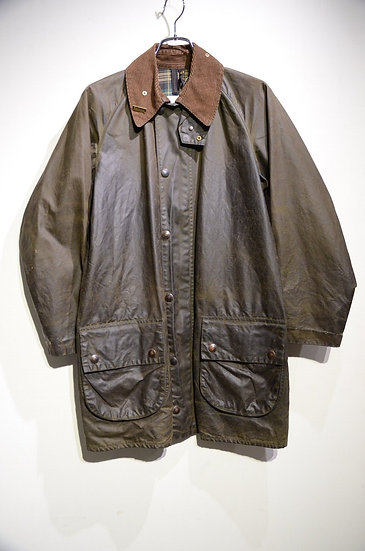 80s Barbour 2Crest GameFair Made in England バブアー ゲームフェア ジャケット