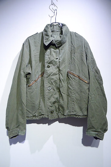 80's~ Vintage British RAF MK3 Jacket size 8 Made in ENGLAND イギリス軍 マークⅢ フライトジャケット