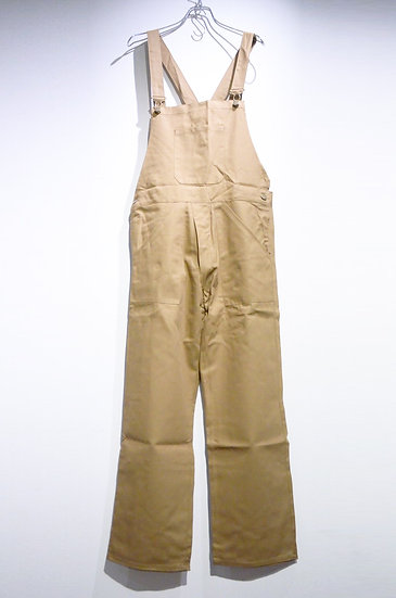 WSC WORKWEAR Overalls All In One Made in England KHAKI オーバーオール オールインワン