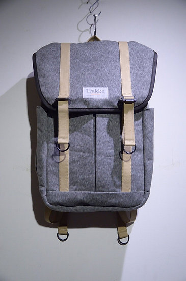 "Trakke Bag ""BANNOCH"" Backpack HandMade In Scotland トラッケバッグ ボナックバッグパック"