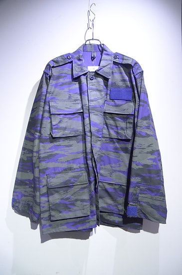 DEADSTOCK Greece Air Force Blue Lizard Combat Jacket ギリシャ空軍 コンバットジャケット
