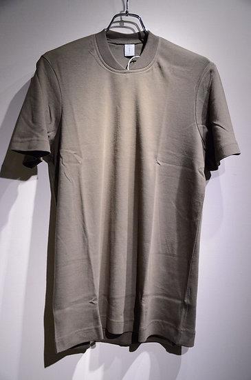 サイク ロンドン イギリス製 Tシャツ クルーネック 新ブランド コットン デザイン ディップネック
