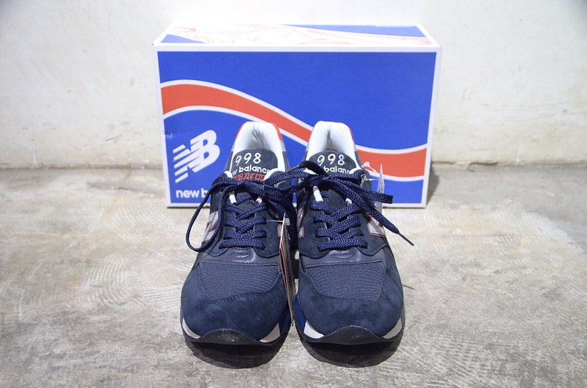 New Balance M998JC1 MADE IN USA ニューバランス Jcrew 998 スニーカー