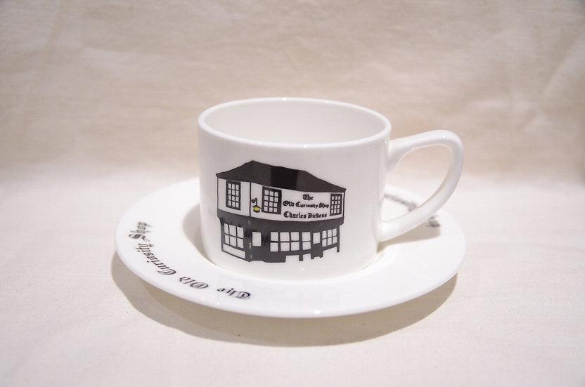 コーヒー カップ ソーサー セット ファッション おしゃれ インテリア ロンドン カフェ ショップ
