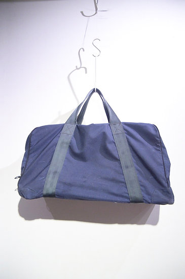 Used 90s British Military Holdall Boston Bag NAVY イギリス軍 ホールドオール ボストンバッグ