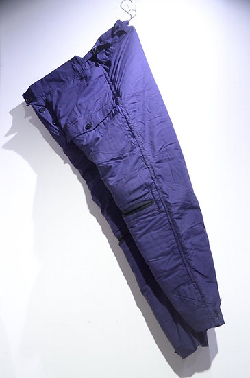 DEADSTOCK 50s ROYAL NAVY SUBMARINE ARCTIC TROUSERS 5A イギリス海軍 潜水艇 アークティックトラウザース