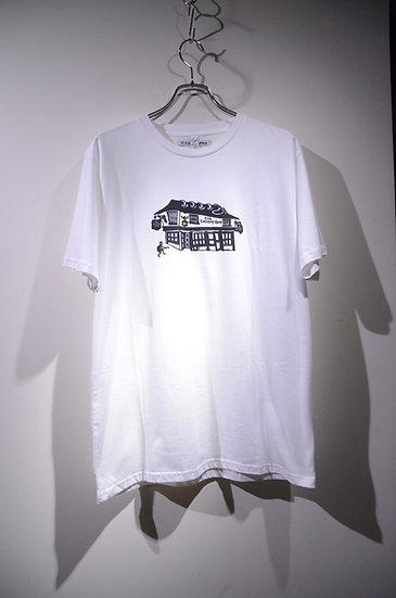 イギリス製 Tシャツ プリント ファッション インテリア シンプル アクセント インパクト かわいい 半袖 ショップ 通販 千葉