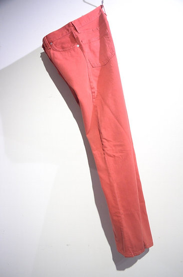 DEADSTCOK 90s Vintage Levi's 501 RED Denim Pants Made in USA リーバイス デニム カラージーンズ