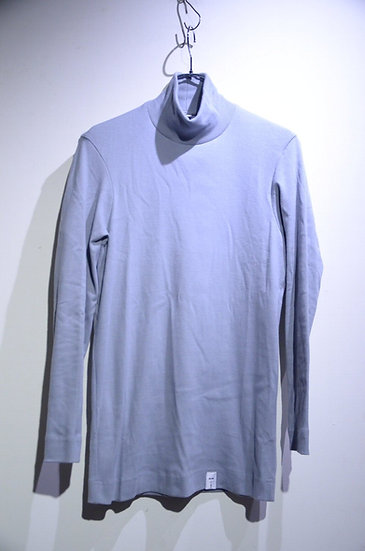 19SS Psych London Turtle Neck Long Sleeve T Slim Made in UK サイクロンドン タートルネックT
