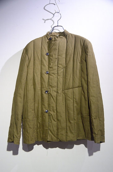 DEADSTOCK 70s USSR ARMY QUILTING TELOGREIKA JACKET ソ連・ロシア軍 テログレイカ 中綿ジャケット