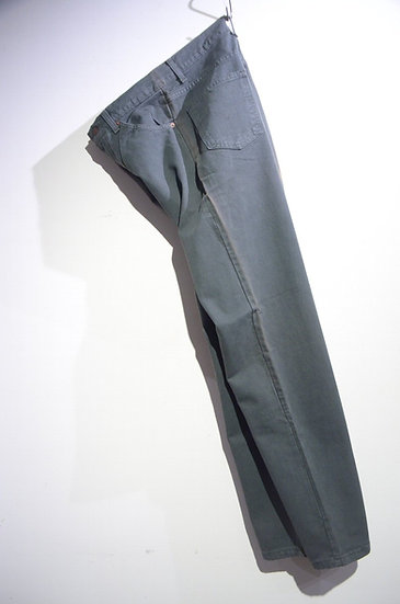 DEADSTCOK 90s Vintage Levi's 550 GRN Denim Pants Made in USA リーバイス デニム カラージーンズ