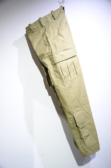 19SS Ark Air COMBAT TROUSERS STONE Made in England アークエア スナイパー コンバット トラウザーズ