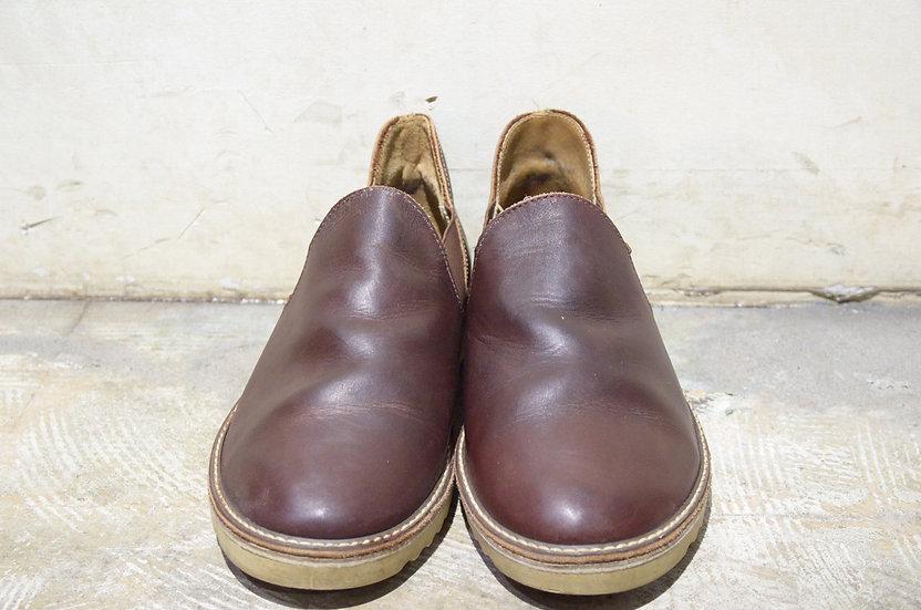 80 - 90s Vintage Chippewa Romeo Boots Slip on EEE Made IN USA チペワ サイドゴア ショートブーツ